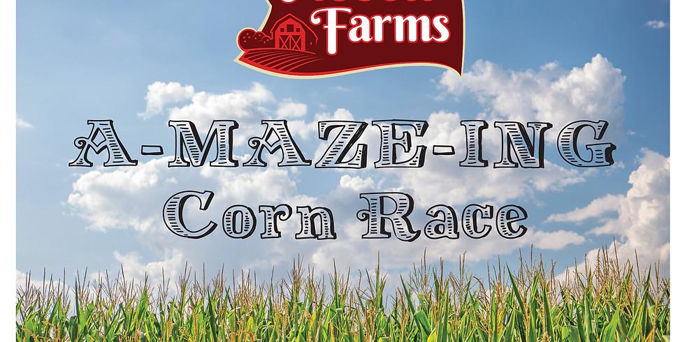 A-Maze-ing Corn Race