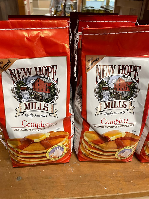 New Hope Mills Complete Pancake Mix