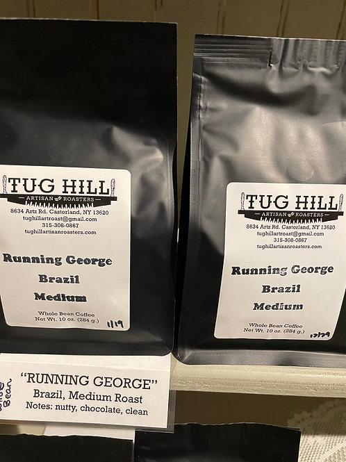 Tug Hill Running George Coffee