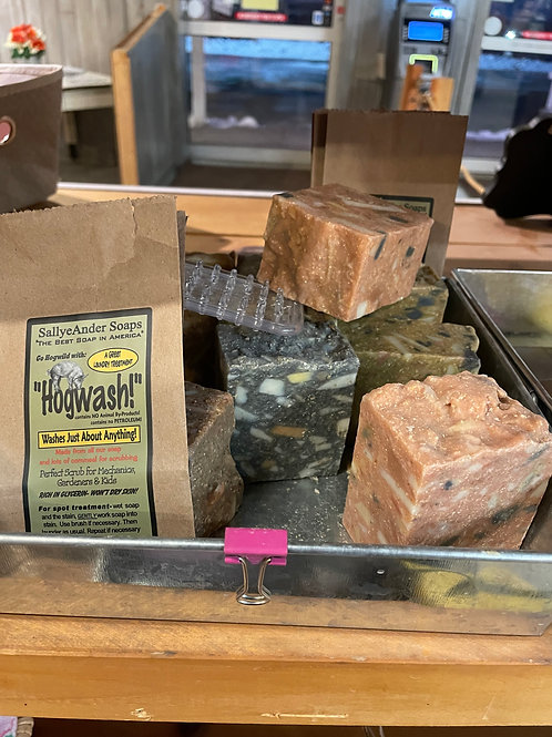 SallyeAnder Hogwash Soap