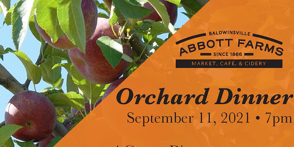 Orchard Dinner