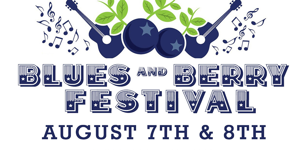 Blues & Berry Fest 2021