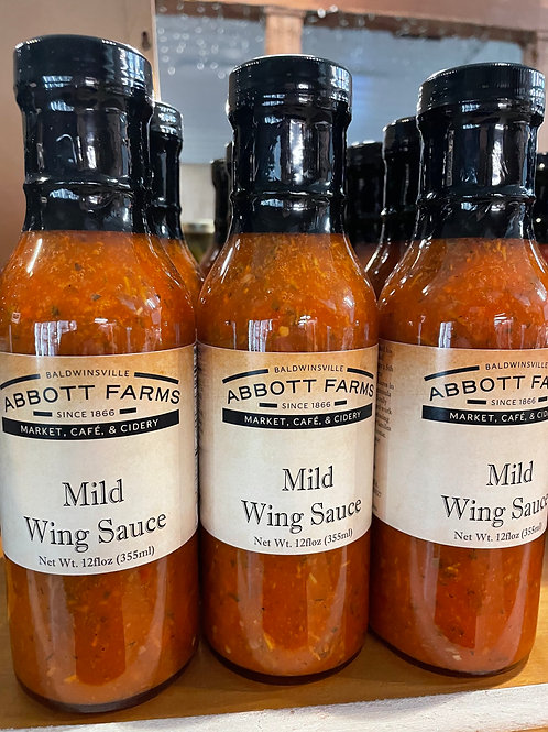 Mild Wing Sauce