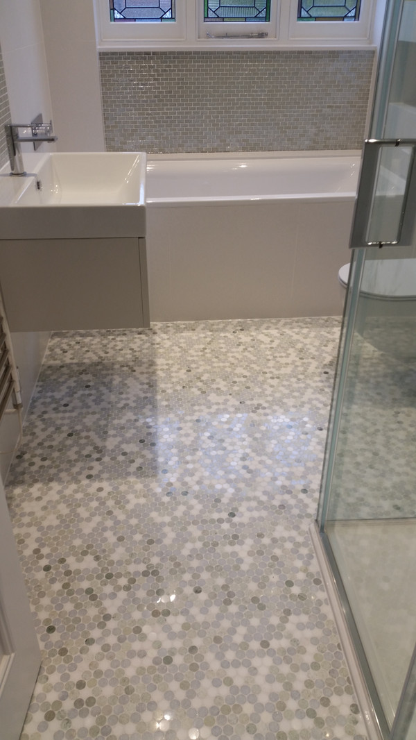 Stone-Mosaic Floor