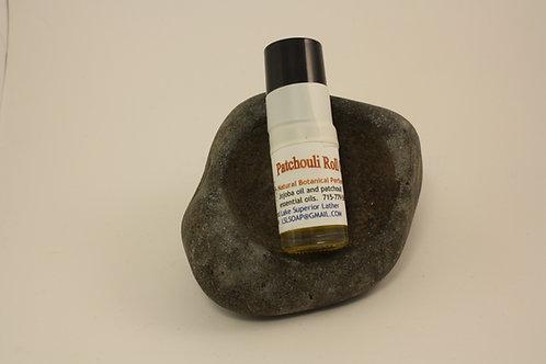 Patchouli Botanical Perfume Roll on