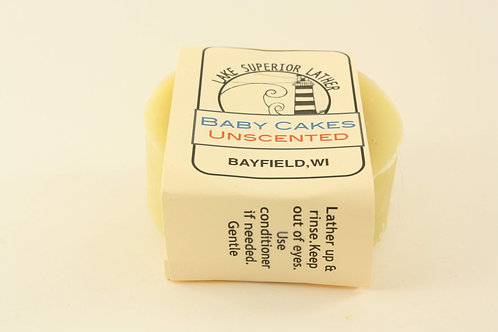 BABY CAKES UNSCENTED