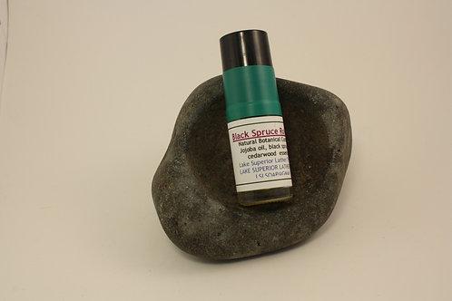 Black Spruce Botanical Perfume Roll on