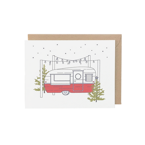 Christmas Camper (boxed set)