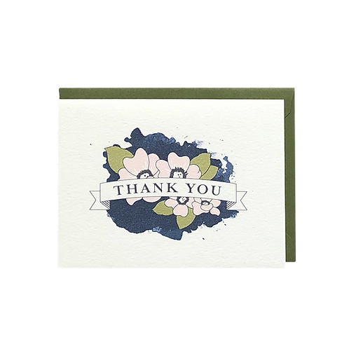 Floral Thank You (boxed set)