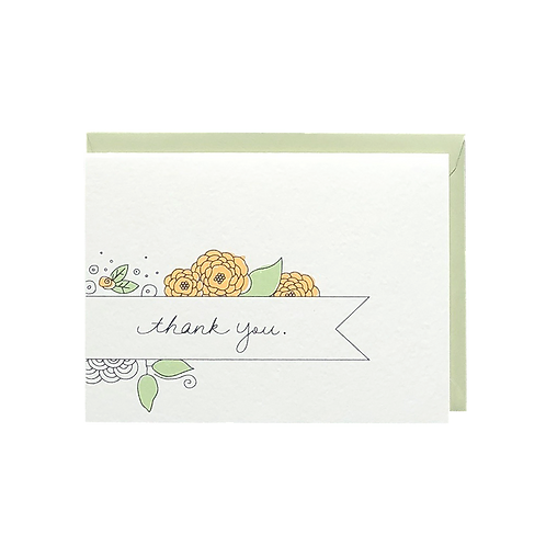 Drawn Thank You (boxed set)