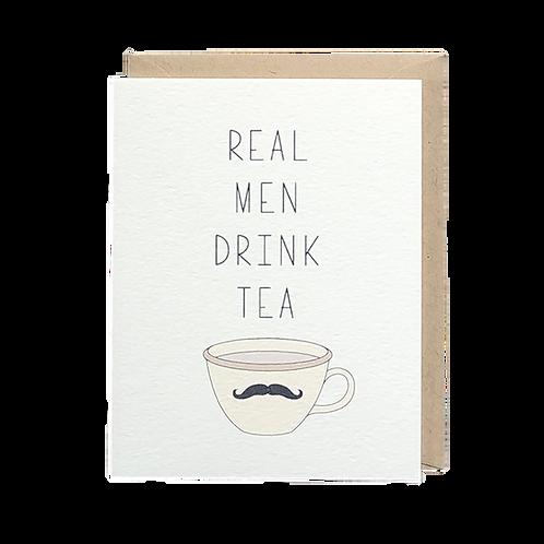 Real Men Tea