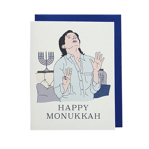 Happy Monukkah