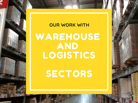 Our work with the warehouse and logistics sector