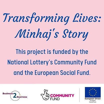 Minhaj's Transforming Lives Video