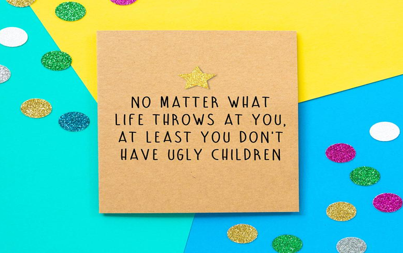 fun mother's day cards
