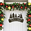 Thumbnail: Winter Family Name Custom Metal Door Sign