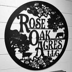 Rose Oak acres wedding venue sign.jpg