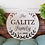 Thumbnail: Family Established Date | Modern Front Entry Welcome Sign | Personalized Entry S