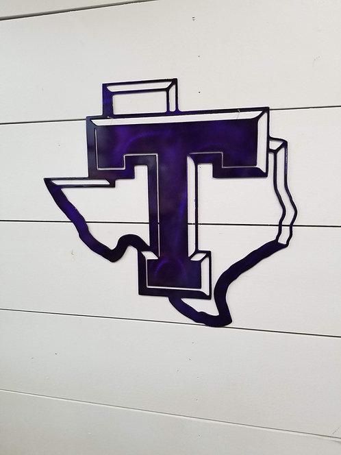 Tarleton State University Block T