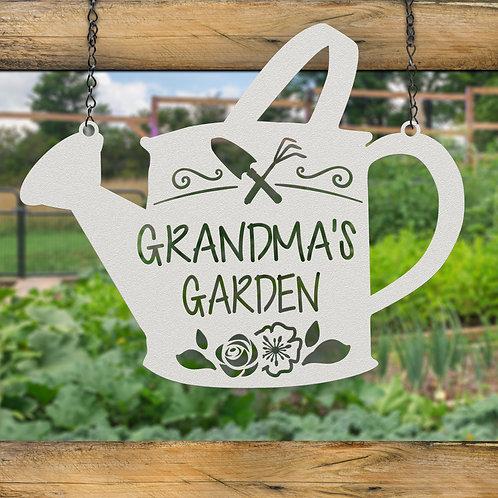 Garden Decoration Sign, Hanging Garden Gift