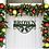 Thumbnail: Winter Holly Metal Name Sign | Christmas Holly Metal Door Sign