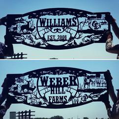 williams and weber farm signs.jpg