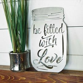 be filled with love mason jar.jpg