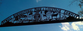 Otwell Agricultural Park and Livestock c