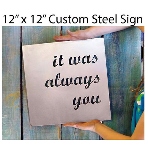 Custom Small Saying ~ Customized Quote sign , Inspirational Personalized Sign, S