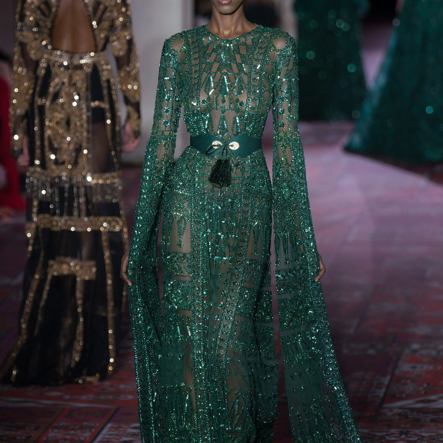 ZUHAIR MURAD COUTURE FALL-WINTER 2019 MIRAGES ET OASIS SHOT BY : Antonio SO