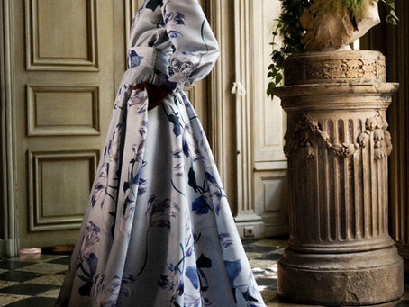 Luisa Beccaria «The Alchemy of Lightness» Couture Capsule AW19-20
