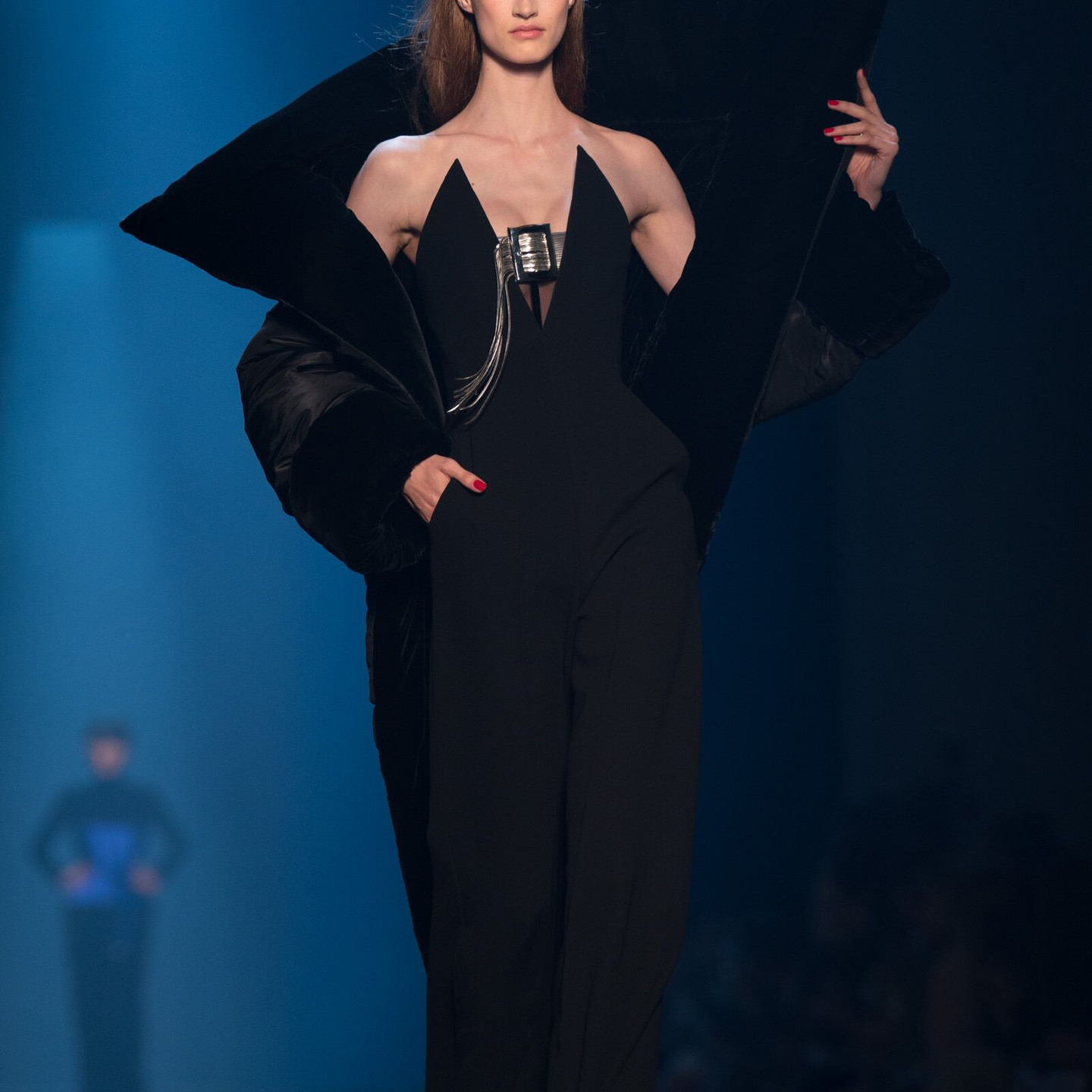 """GAULTIER PARIS collection Haute Couture Autumn / Winter 2019-2020 © Jean Paul Gaultier – all rights reserved"" Shot by: Antonio SO"