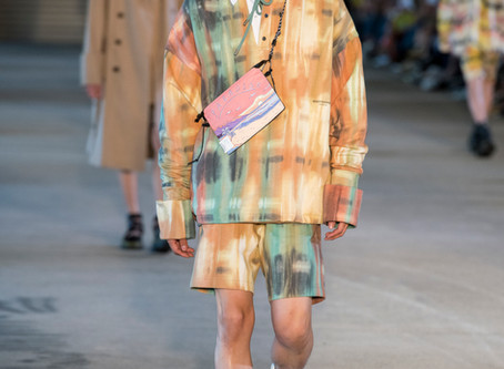 WOOYOUNGMI SS20 Show