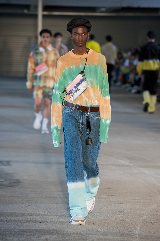 WOOYOUNGMI SS20 Men's Paris Fashion Week Photography by Shoji Fujii