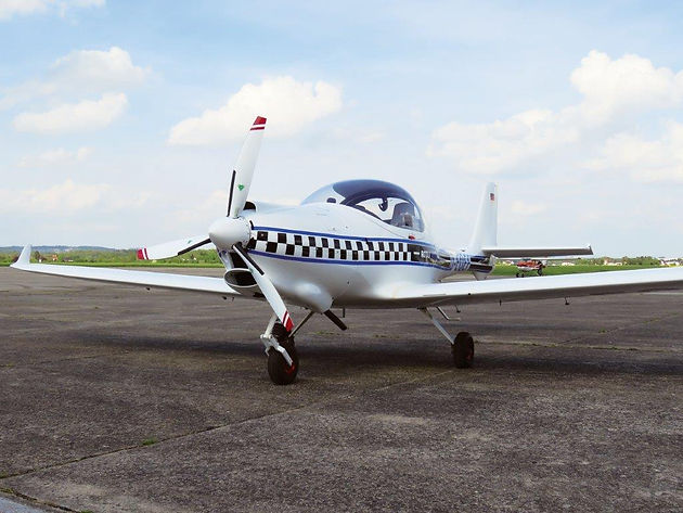 Flying Rotax's - 915iS