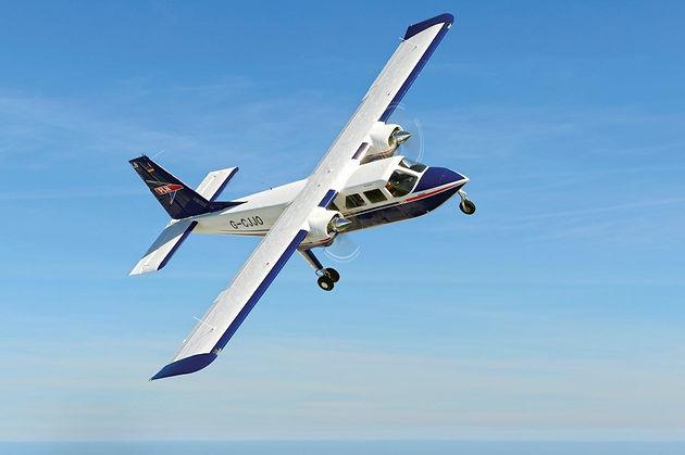 The Britten-Norman BN-2 Islander | SA Flyer Magazine