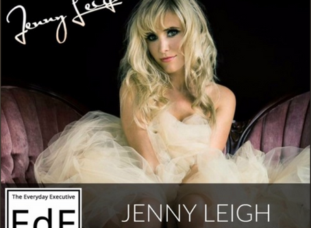 Jenny Leigh || People, Authenticity, & Hard Work