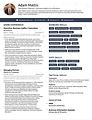 Adam Mattis - Resume