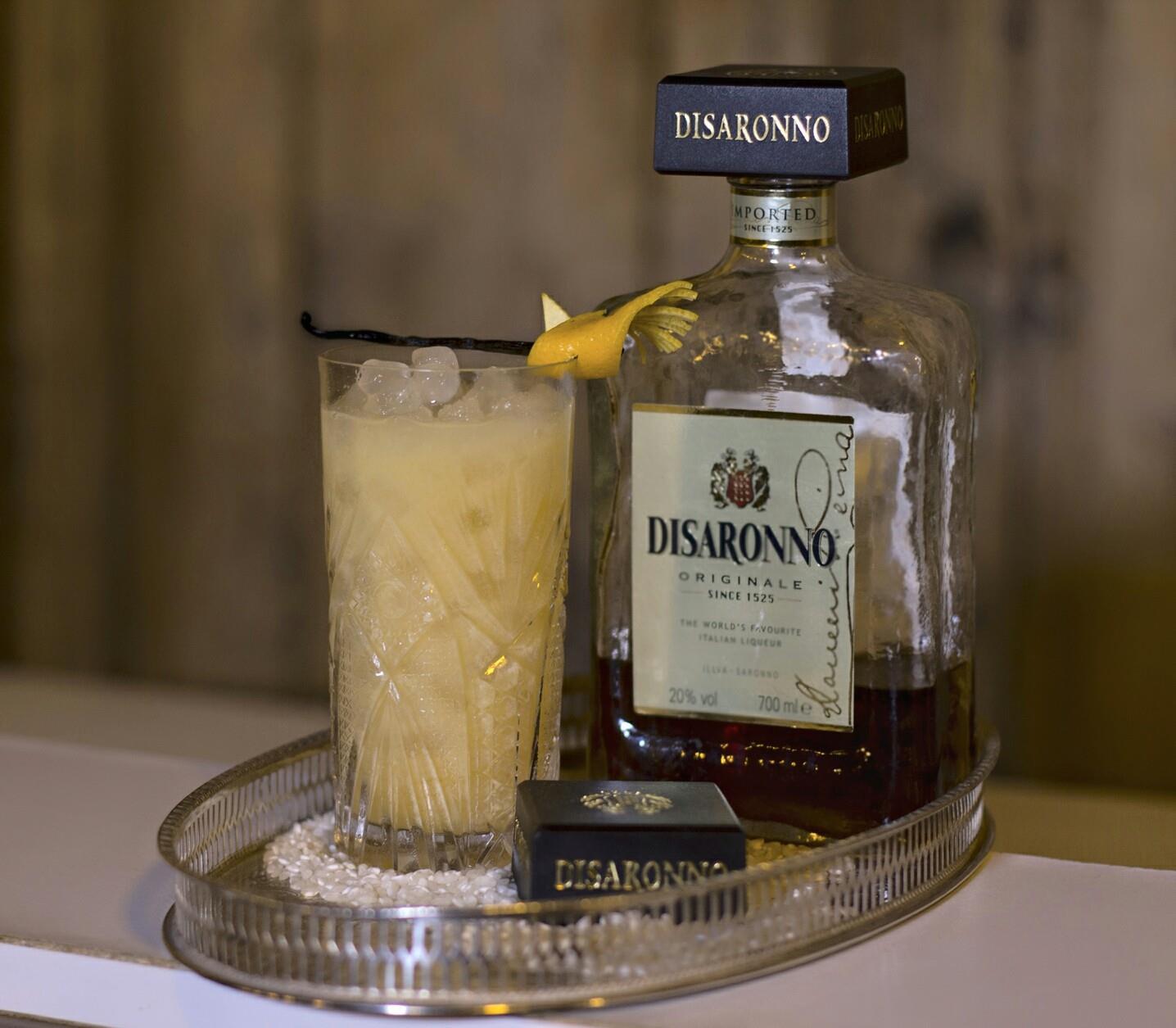 International cocktail contest