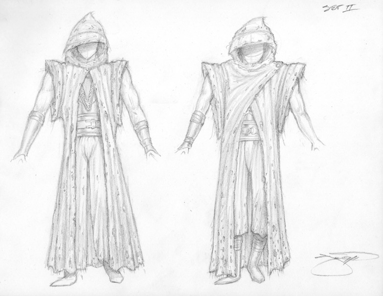 Sith Lord Rough Sketches - Costume II  024 - Copy