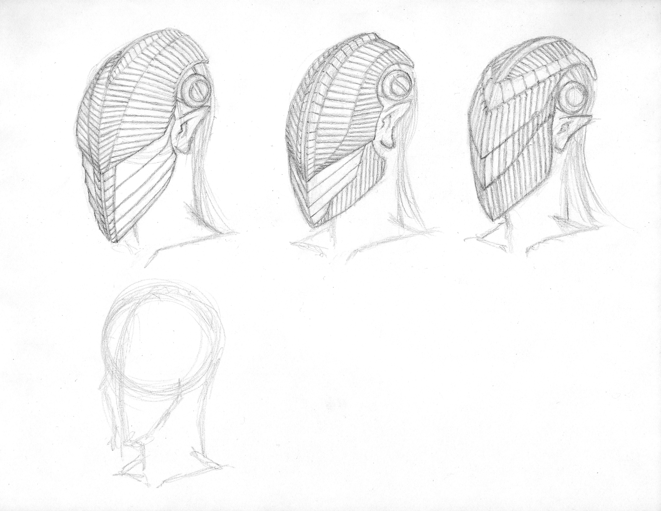 3 Sith Lord Sketches - Phase 2 Mask VI  032