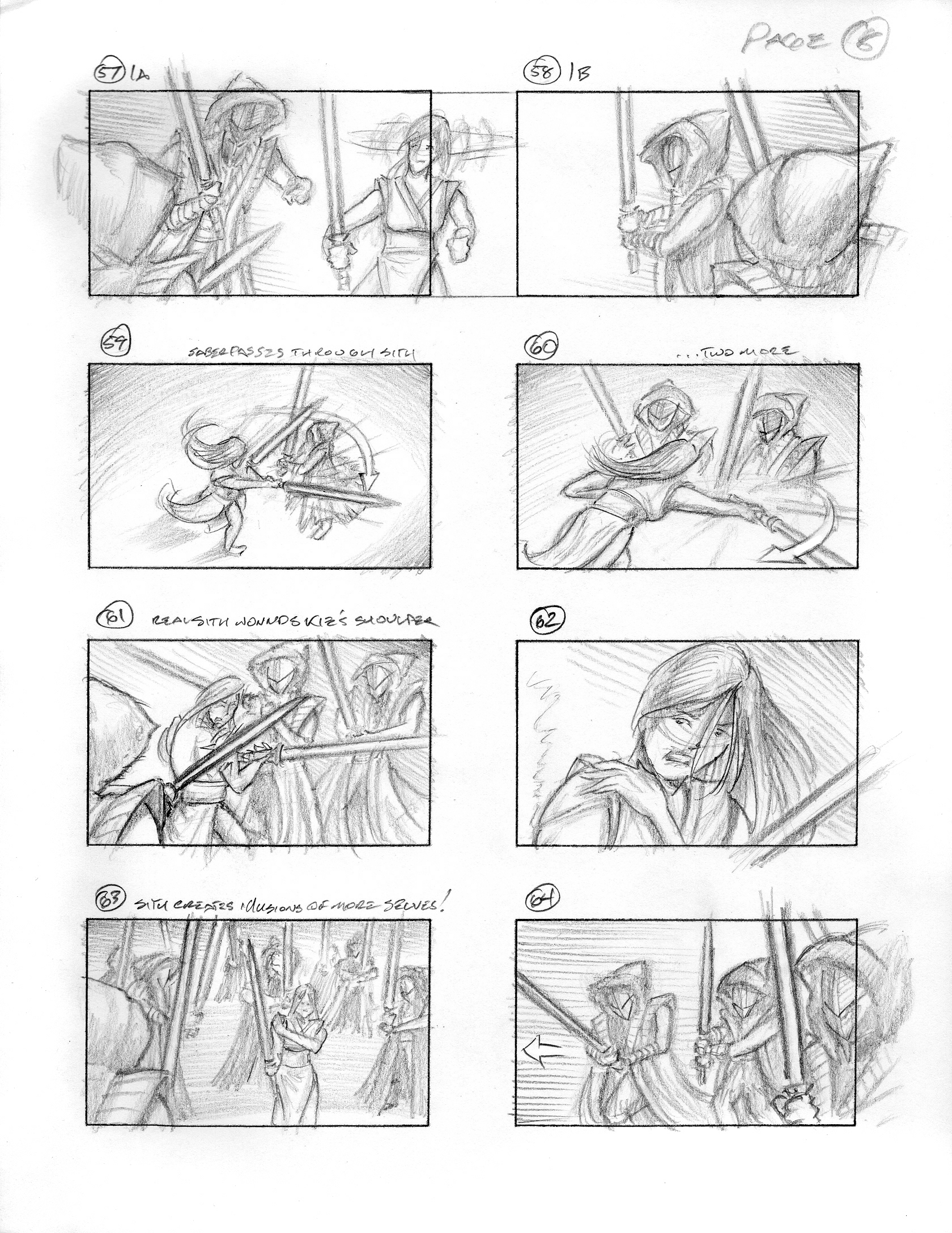 Star Wars Short Boards page 8  050