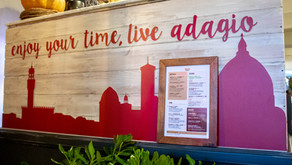 Enjoy your time, live Adagio