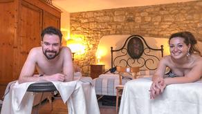 #couplemassage con Massage in Chianti