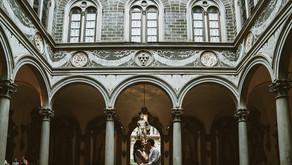 Couple Photoshoot per le strade di Firenze con Benni & Carol