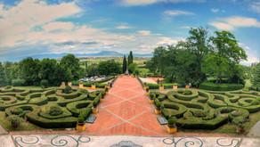 Glamour pic nic a Villa Castelletti