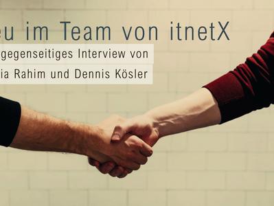 Neu im Team: Wie es ist, bei itnetX zu arbeiten