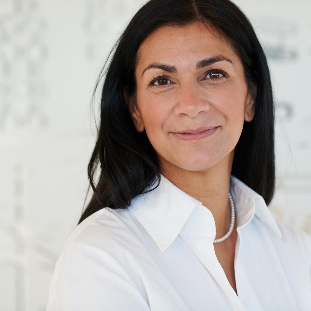 Nadia Rahim, CEO itnetX