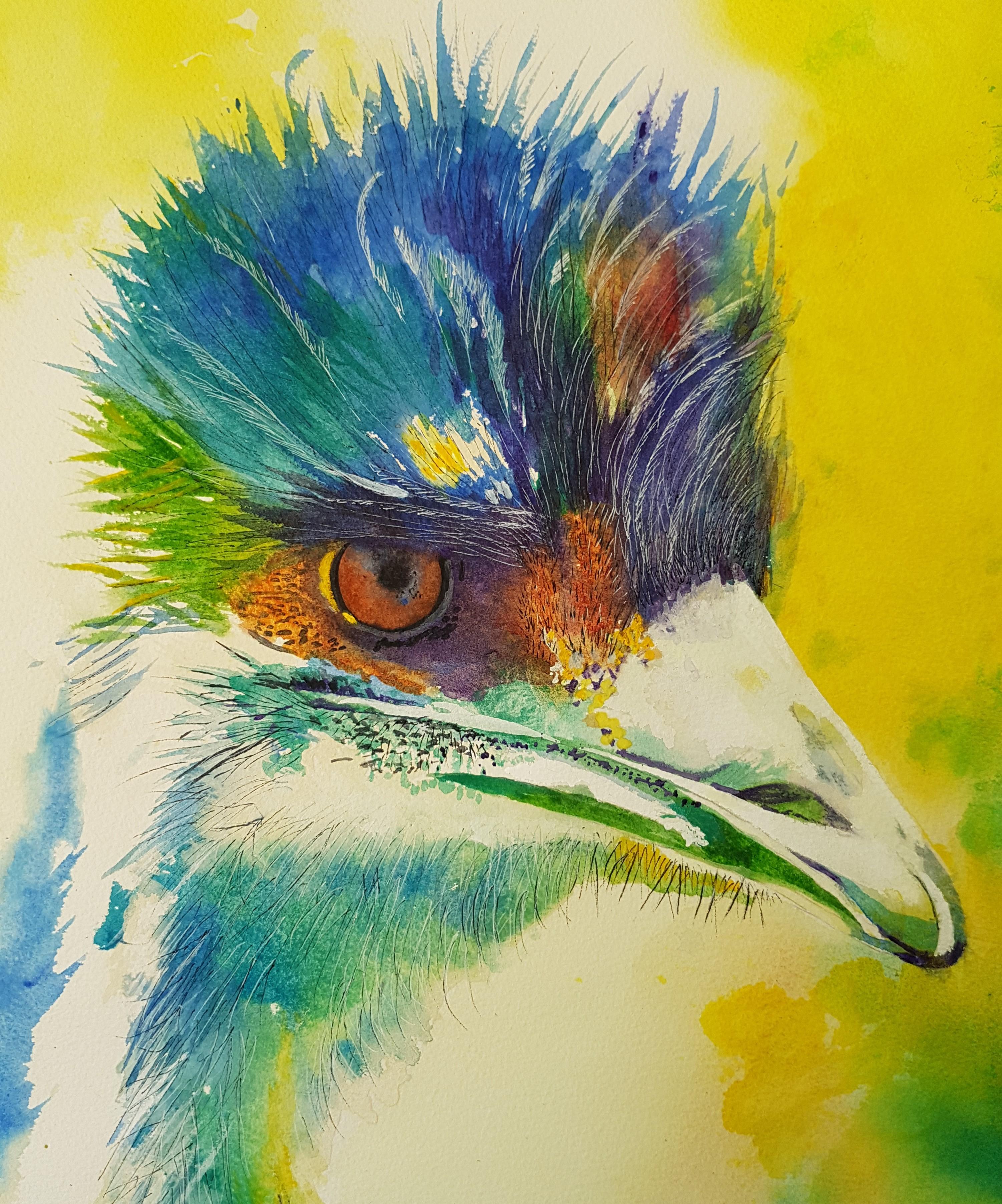 Russell Emu