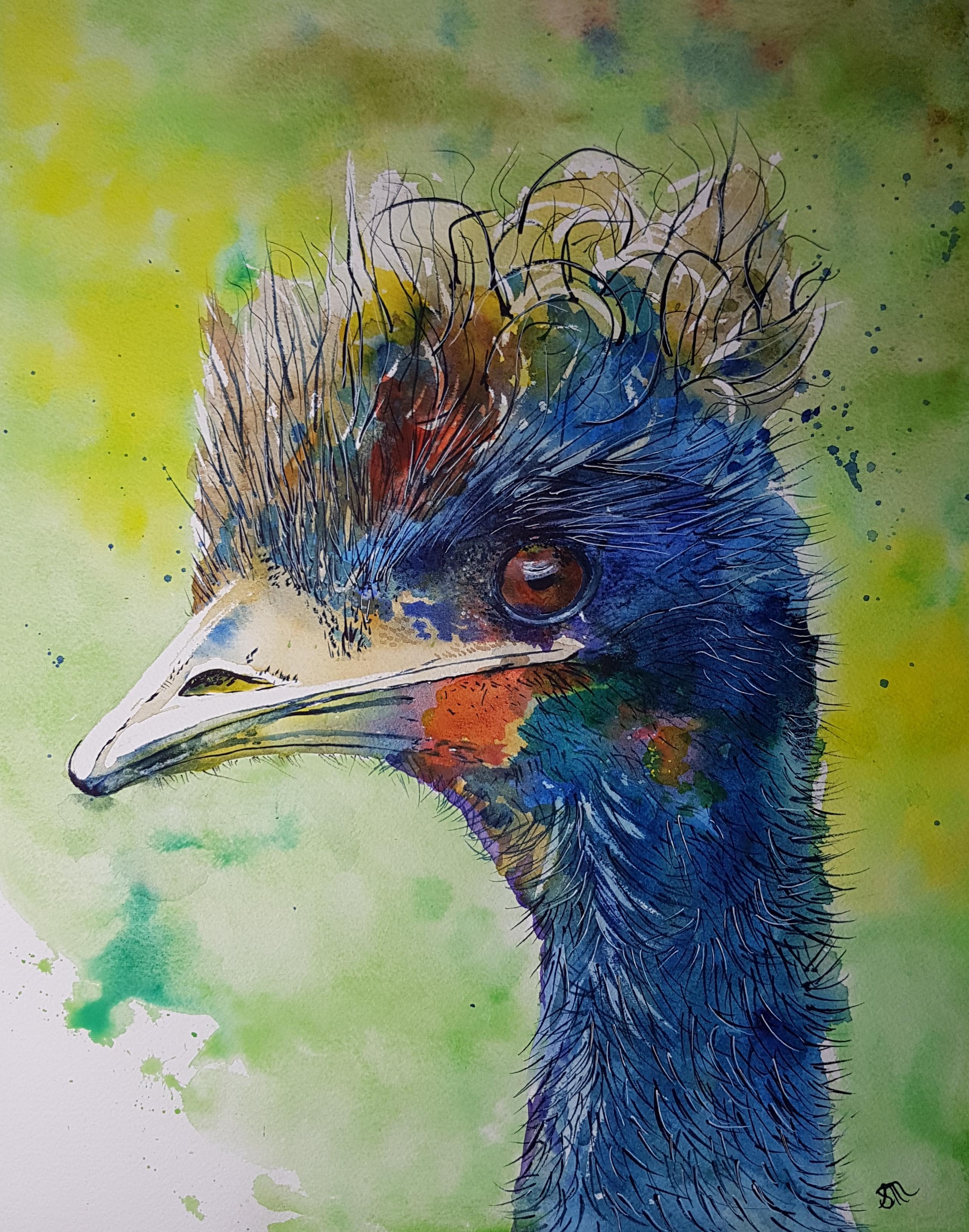 Billy Emu